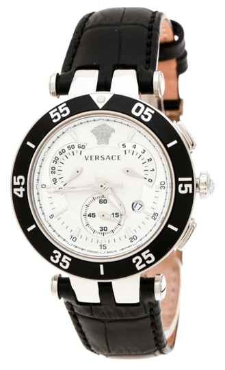 Preload https://img-static.tradesy.com/item/25845789/versace-silver-white-stainless-steel-23c-women-s-wristwatch-42-mm-watch-0-1-540-540.jpg