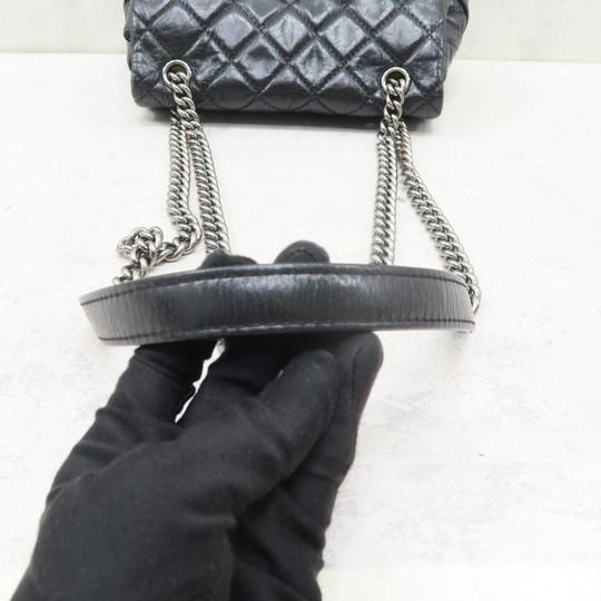 Chanel Calfskin Shoulder Bag Image 5