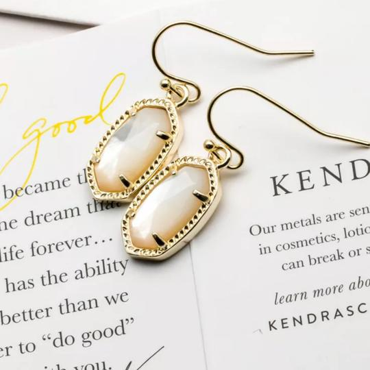 Kendra Scott Ivory Mother of Pearl Lee Image 2