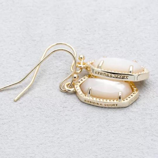 Kendra Scott Ivory Mother of Pearl Lee Image 3