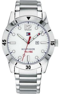 Tommy Hilfiger Tommy Hilfiger Men's Stainless Steel Silver Watch