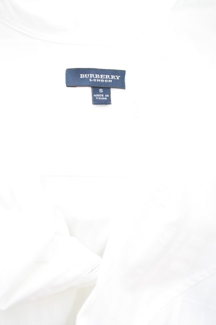 Burberry Button Down Shirt white Image 3
