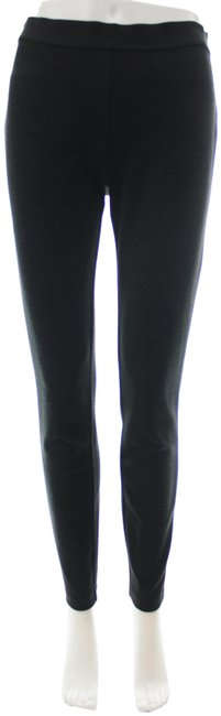 Item - Charcoal Grey Pixie with Elastic Waist Pants Size 6 (S, 28)