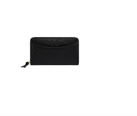 Preload https://img-static.tradesy.com/item/25848766/tory-burch-black-clutch-alexa-zip-continental-leather-bag-wallet-0-0-540-540.jpg