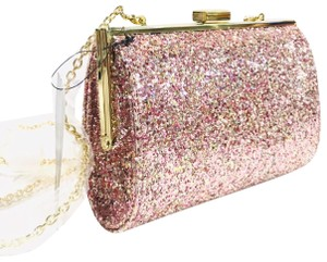 INC International Concepts pink Clutch