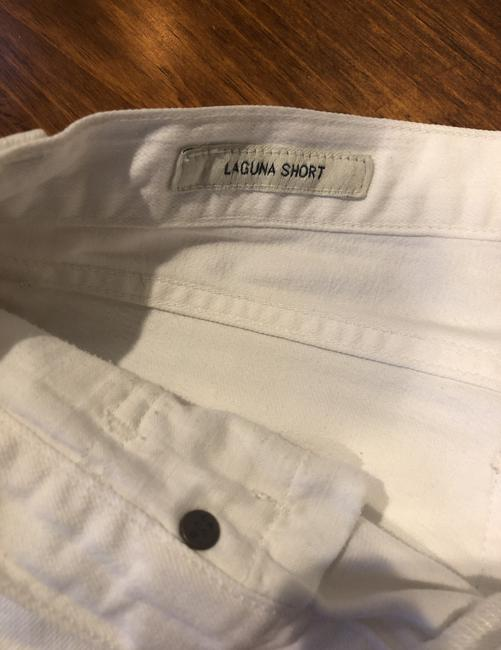 Lucky Brand Cut Off Shorts white Image 2
