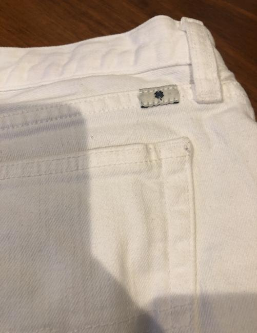 Lucky Brand Cut Off Shorts white Image 4