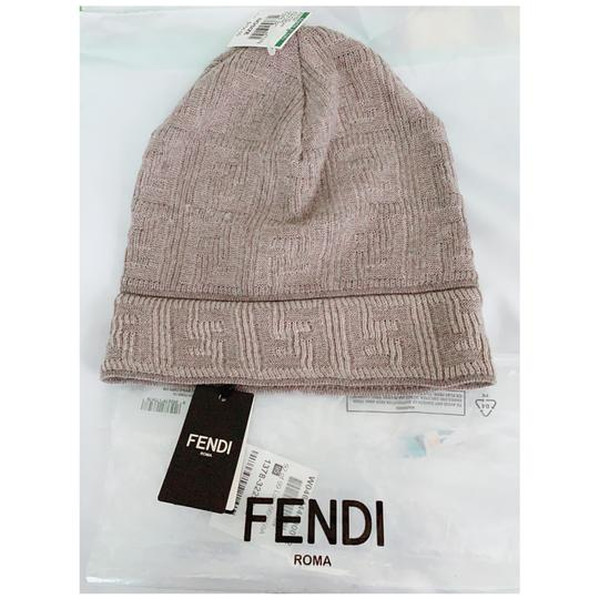 Preload https://img-static.tradesy.com/item/25850275/fendi-zucca-wool-beanie-hat-0-0-540-540.jpg