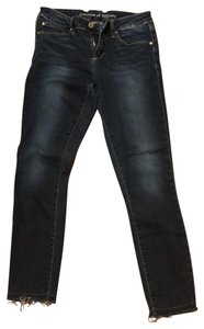 Articles of Society Skinny Pants blue