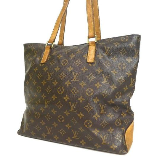 Preload https://img-static.tradesy.com/item/25850306/louis-vuitton-cabas-mezzo-brown-canvas-tote-0-0-540-540.jpg