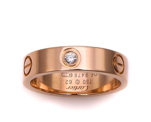 Cartier Cartier Diamond Love Ring