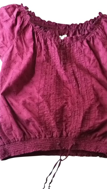 Preload https://item5.tradesy.com/images/aeropostale-maroon-button-down-top-size-14-l-258509-0-1.jpg?width=400&height=650