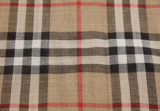 Burberry Icon Stripe and Vintage Check Image 1