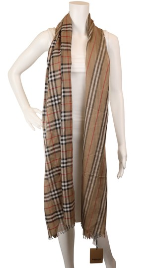 Burberry Icon Stripe and Vintage Check Image 10