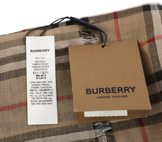 Burberry Icon Stripe and Vintage Check Image 9