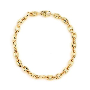Cartier Mariner Link Bracelet in 18k Yellow Gold w/Paper