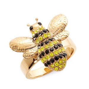 Kate Spade Kate Spade Picnic Perfect Bee Ring