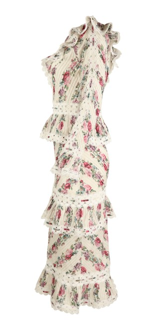 multicolor Maxi Dress by ZIMMERMANN Image 3