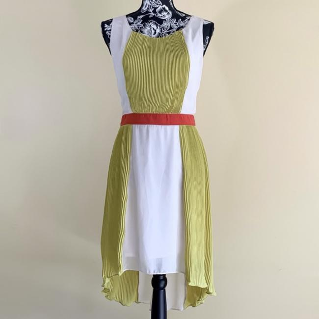 Item - Vintage Style Mid-length Short Casual Dress Size 4 (S)