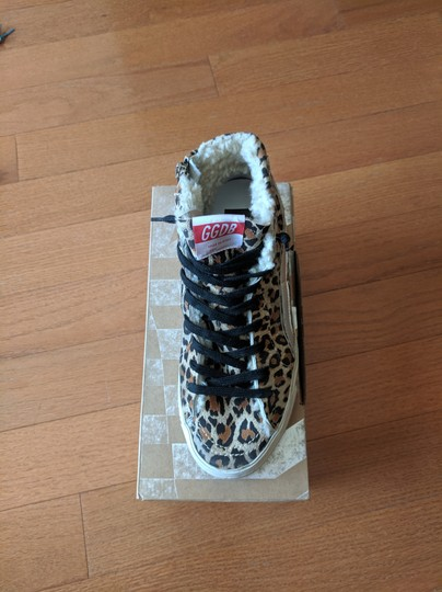 Golden Goose Deluxe Brand leopard Athletic Image 2
