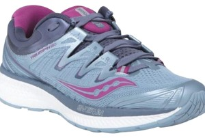 Saucony purple and gray Athletic