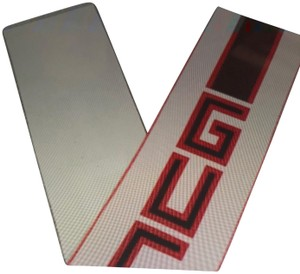 Gucci Sega Wool/Silk With Gucci Stripe