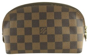 Louis Vuitton Louis Vuitton Pochette Cosmetic Pouch Damier Ebene