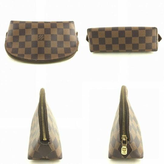 Louis Vuitton Louis Vuitton Pochette Cosmetic Pouch Damier Ebene Image 2