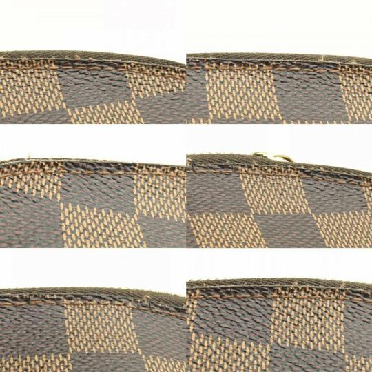 Louis Vuitton Louis Vuitton Pochette Cosmetic Pouch Damier Ebene Image 4
