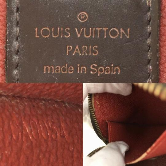 Louis Vuitton Louis Vuitton Pochette Cosmetic Pouch Damier Ebene Image 9