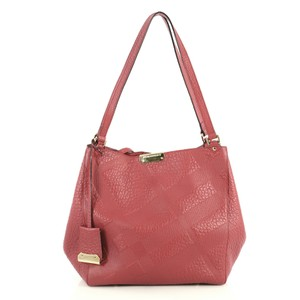 Burberry Canterbury Tote in pink