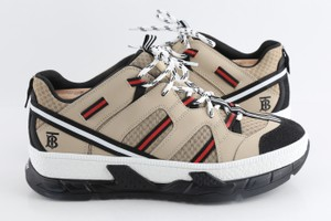 Burberry Multicolor Union Sneakers Shoes