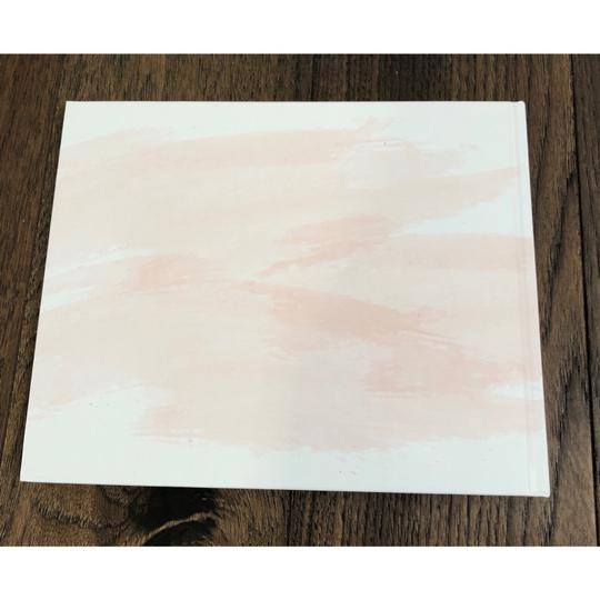 Pink Blush Guest Book 100 Blank Pages For Signatures Image 9
