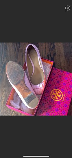 Tory Burch Powder Puff Pink Sandals Image 3