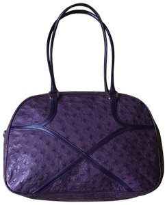 Prada Satchel in Purple