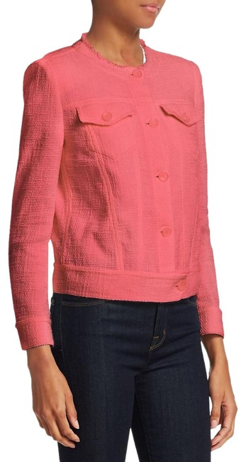 Preload https://img-static.tradesy.com/item/25854756/iro-costume-pink-felicity-tweed-jacket-size-4-s-0-1-650-650.jpg