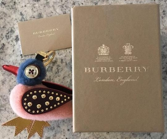 Burberry Larry the Duck Keychain Charm Image 1