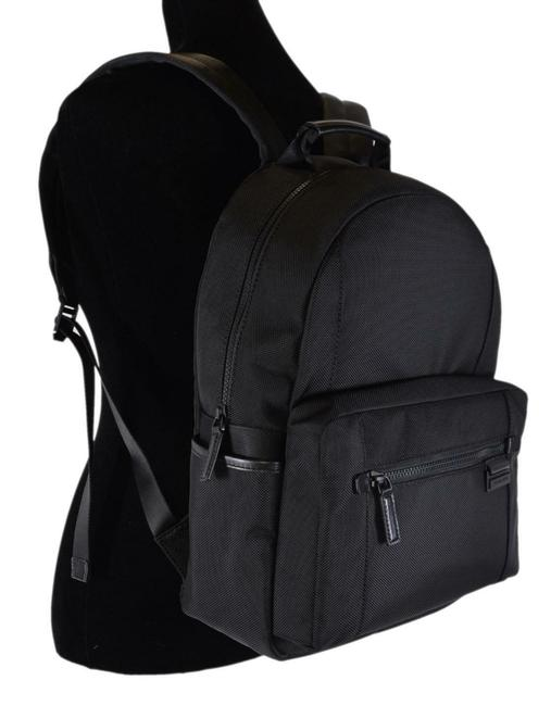 Item - New Men Classic Casual Travel Daily School Black Nylon Backpack
