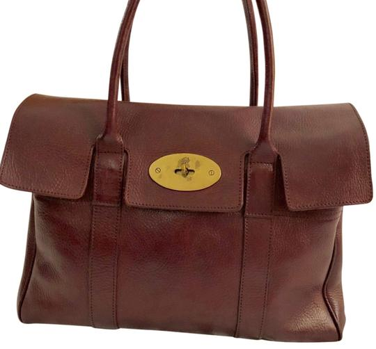 Preload https://img-static.tradesy.com/item/25854873/mulberry-heritage-bayswater-classic-burgundy-leather-tote-0-1-540-540.jpg