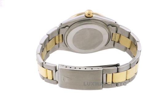 Rolex 1.5ct MEN'S 36mm Datejust Gold & Stainless with Appraisal Image 5