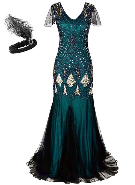 Preload https://item4.tradesy.com/images/green-gold-prom-long-cocktail-dress-size-8-m-25854903-0-0.jpg?width=400&height=650