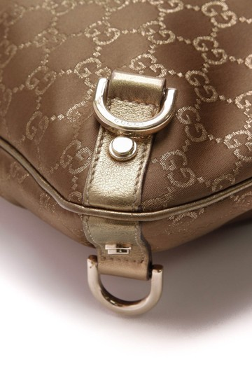 Gucci Gold Messenger Bag Image 4