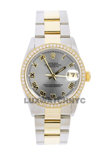 Preload https://img-static.tradesy.com/item/25855028/rolex-gray-dial-15ct-men-s-36mm-datejust-gold-and-stainless-with-appraisal-watch-0-0-540-540.jpg