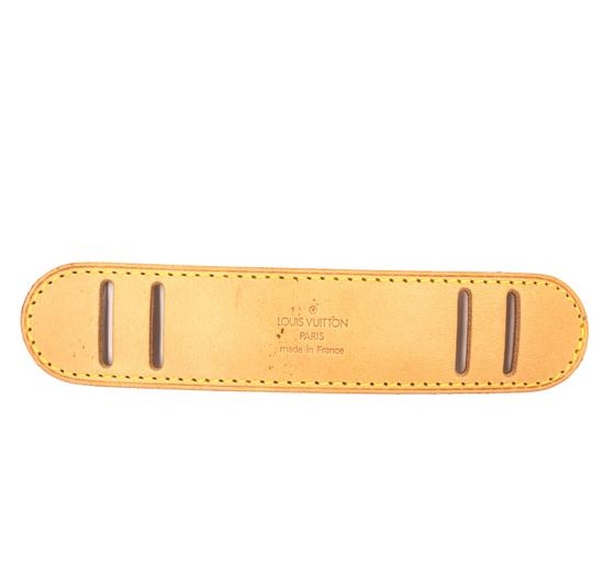 Preload https://img-static.tradesy.com/item/25855036/louis-vuitton-31782-natural-vachetta-leather-rubber-shoulder-pad-for-straps-0-1-540-540.jpg
