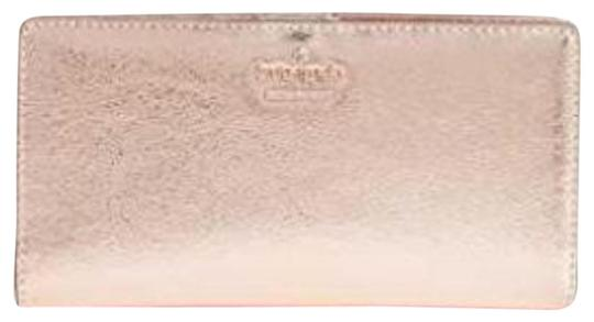 Kate Spade Kate Spade Rose Gold Stacy Wallet Image 0