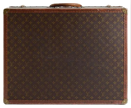 Preload https://img-static.tradesy.com/item/25855093/louis-vuitton-alzer-rdc10190-vintage-55-hard-sided-suitcase-brown-coated-canvas-weekendtravel-bag-0-1-540-540.jpg