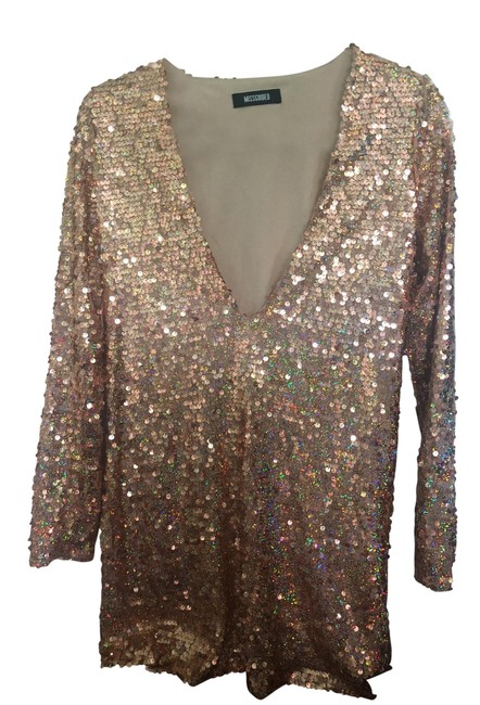 Preload https://img-static.tradesy.com/item/25855109/missguided-gold-sequin-shift-short-night-out-dress-size-2-xs-0-1-650-650.jpg