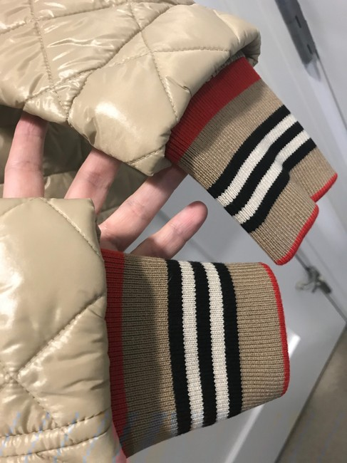 Burberry Honey Jacket Image 9
