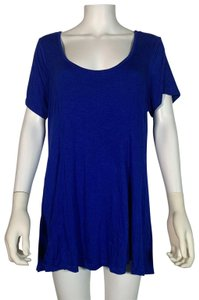 Celebrity Pink Rayon Top Blue