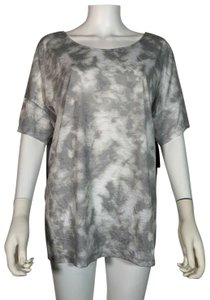 Ideology Polyester Top Gray